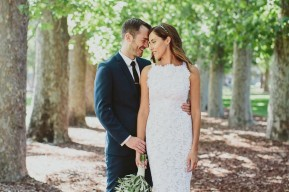 Chic Melbourne Wedding